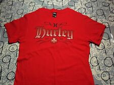 Small- Hurley Old School Black Tag Hurley International Brand T- Shirt