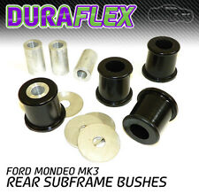 Ford Mondeo Mk3 (2001-On) Rear Sub frame bushes POLYURETHANE