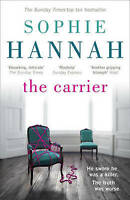 The Carrier: Culver Valley Crime Book 8, Hannah, Sophie, Very Good Book