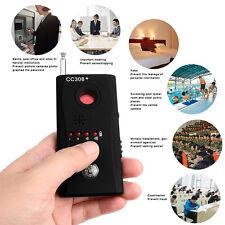 Rango de frecuencia completo Teléfono celular de la cámara del detector inalámbr