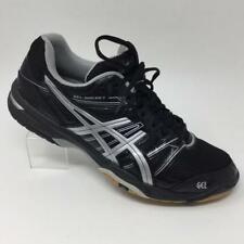 Asics Gel Rocket 7 Volleyball Womens Shoes Size 11 Black B455N