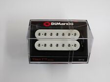 DiMarzio Titan 7 String Bridge Humbucker White W/Chrome Poles DP 714