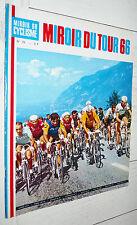 MIROIR CYCLISME N°75 1966 TOUR FRANCE AIMAR JANSSEN POULIDOR JIMENEZ MOMEÑE