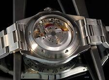 Glasboden für Rolex GMT Master 16710, Sapphire Caseback  NEW TOP