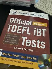 Official Toefl Ibt® Tests by Educational Testing Service Staff (2015, Trade.