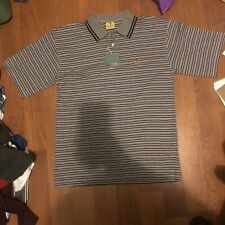 GREENSBORO LARGE 1 NEW WITH TAGS DUCK HEAD TRAVELLER STYLE POLO SHIRT