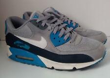 Nike Air Max 90 Essential Men's Grey Trainers / Sneakers - size UK 9 / Eur 44