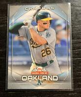 Matt Chapman 2020 Topps National Baseball Card Day #20 Oakland Athletics