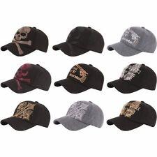 Winter Baseball Cap Solid Hats for Men