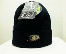 Anaheim Ducks NHL Hockey Knit Beanie winter Hat cuffed New NWT Zephyr