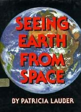 Seeing Earth from Space by Lauber, Patricia