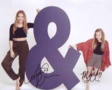 LENNON & MAISY STELLA Signed Autographed Photo