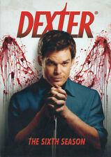 DEXTER - SEASON 6 (BOXSET) (DVD)