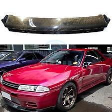 Carbon Fiber Front Grille For Nissan Skyline R32 GTR 1989-1994 Front Grill