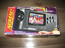 Sega Genesis Nomad Game Console New In Box 1995
