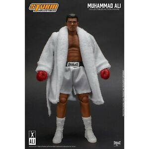 Storm Collectibles Muhammad Ali The Greatest Boxing 1:12 scale figure Authentic.