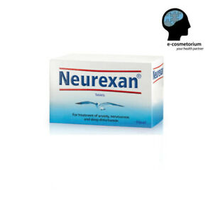 Neurexan Heel 25tab / 50tab, Insomnia, Restless Sleep, Hyper-Active Mind