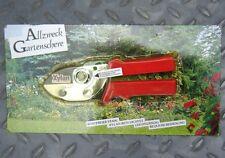 Gartenschere Amboos ZYLAN Rosenschere Astschere Blumenschere Baumschere Strauch