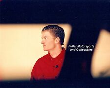 UNPUBLISHED DALE EARNHARDT JR 1999 HEAD SHOT 8X10 PHOTO NASCAR WINSTON CUP