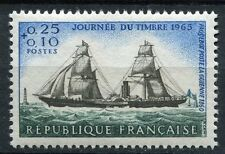 STAMP / TIMBRE FRANCE NEUF LUXE ** N° 1446 ** PAQUEBOT POSTE LE GUIENNE