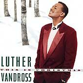Luther Vandross:  This Is Christmas (Cassette, 2001, Sony) NEW