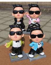 "Psy Resin Figure Figurine 10"" Piggy Coin Bank Kid Toy Korean Oppa Gangnam Style"