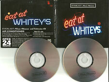 House of Pain EVERLAST ADVNCE PROMO w/ BONUS INTERVIEW 2 CD set Eat At Whitey's