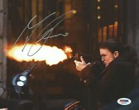 Gina Carano Signed 8x10 Photo PSA/DNA COA Haywire Picture Strikeforce Auto'd UFC