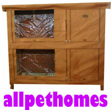 2 STOREY HUTCH COVER ONLY, RABBIT/GUINEA PIG CAGE G104