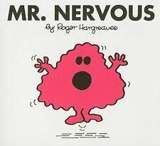 Mr. Nervous by Roger Hargreaves (Paperback / softback)