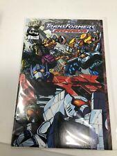 Transformers Armada Comic #3 25 Anniversary