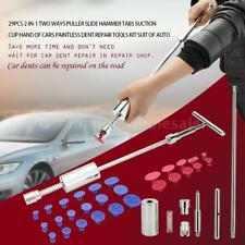 29pcs 2-in-1 Two Ways Puller Slide Hammer Tabs Suction Cup Hand Tool of Auto Car