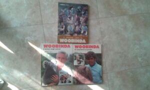 lotto 3 libri di Woobinda . Malipiero editore