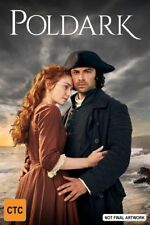 Poldark Season Series 1, 2, 3, & 4 DVD Box Set 12-Disc Set R4