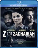 Z FOR ZACHARIAH (BLU-RAY + DVD) (BLU-RAY) (BILINGUAL) (BLU-RAY)