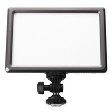 Luxpad 22 pro ultra thin 112-led 11w lámpara de vídeo para acolchado DSLR cámara z2d9