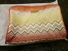 Missoni Perfume Make Up Pouch With Dust Bag, New
