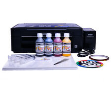 EPSON ECOTANK L382 Stampante a sublimazione Bundle-CON CARTA E INCHIOSTRO 400ml Dye SUB