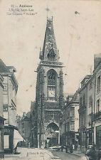 C3285 - 1 CPA AMIENS (80 Somme) L'Église Saint-Leu