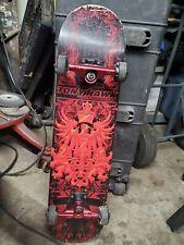 Tony Hawk Huckjam Series Skateboard with Screeching Hawk & Huck Jam Trucks