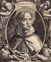 XVIIe Jean De Matha John of Matha Johannes von Matha Giovanni de Matha 1634