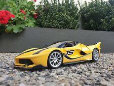 Maisto Ferrari LaFerrari FXX K Race Car Diecast 1:18/ Maisto Special Edition