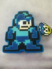 Classic Mega Man 7.5-Inch Plush Video Game Collectible Toy