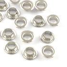 20pcs Acier Inoxydable 304 Oeillet Rivet Oeillets Européen Charms Cœurs 5 mm trou
