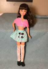 """1995 """"phone fun� Courtney doll skippers friend original outfit Hard To Find"""