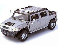 Maisto 1/27 2001 Diecast Hummer H2 SUT Concept 31233 NIB