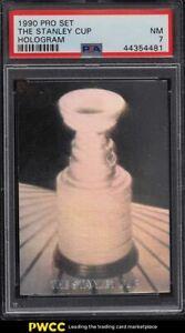 1990 Pro Set Hologram The Stanley Cup PSA 7 NRMT