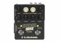 TC Electronic Spectra Drive High-Quality Bass Preamp/Drive - FREE 2 DAY SHIP