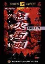 Big Bullet-Golden Harvest,New DVD, Yee Hung Lee, Daat Ming Cheung, Ching-Wan Lau