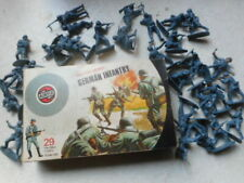 1973 AIRFIX SOLDIERS 132 1/32 SCALE WW2 german ARMY infantry TARGET BOX BOXED